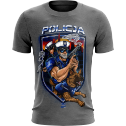 POLSKA POLICJA t-shirt