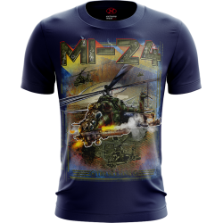 Mi-24 Sky Tank koszulka