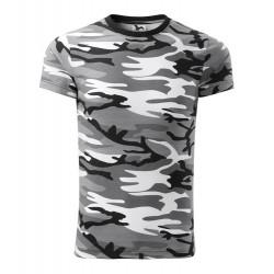 Koszulka CAMOUFLAGE Gray