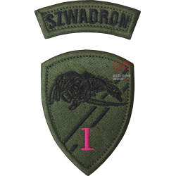 1 Szwadron 25BKP