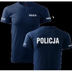 Policja odblaskowa...