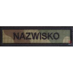 Naszywka Imiennik Patch...