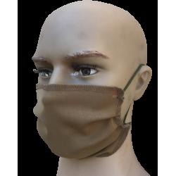 Maseczka na twarz Oliwkowa