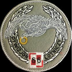 66 Dywizjon Lotniczy Naszywka