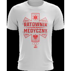 koszulka ratownik medyczny