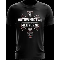 Koszulka RATOWNICTWO MEDYCZNE