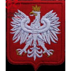 Godło Orzeł na mundur