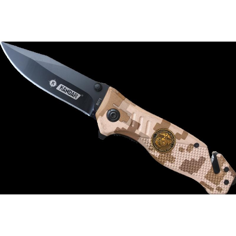 Nóż pustynny kandar